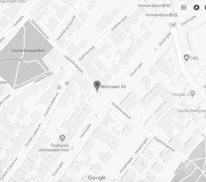 Nettmaker - Kart. Bilde