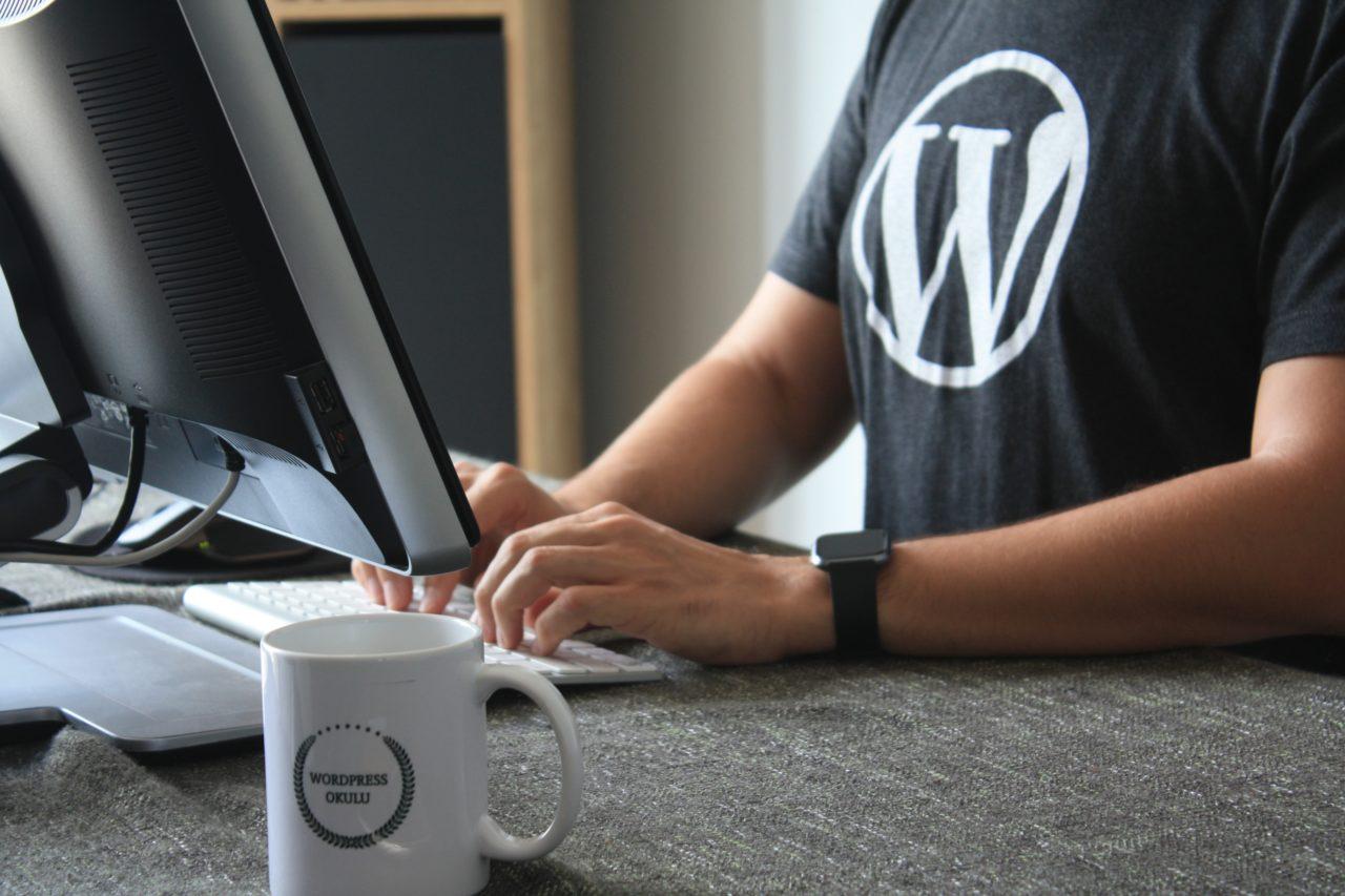 WordPress er vårt teknologivalg